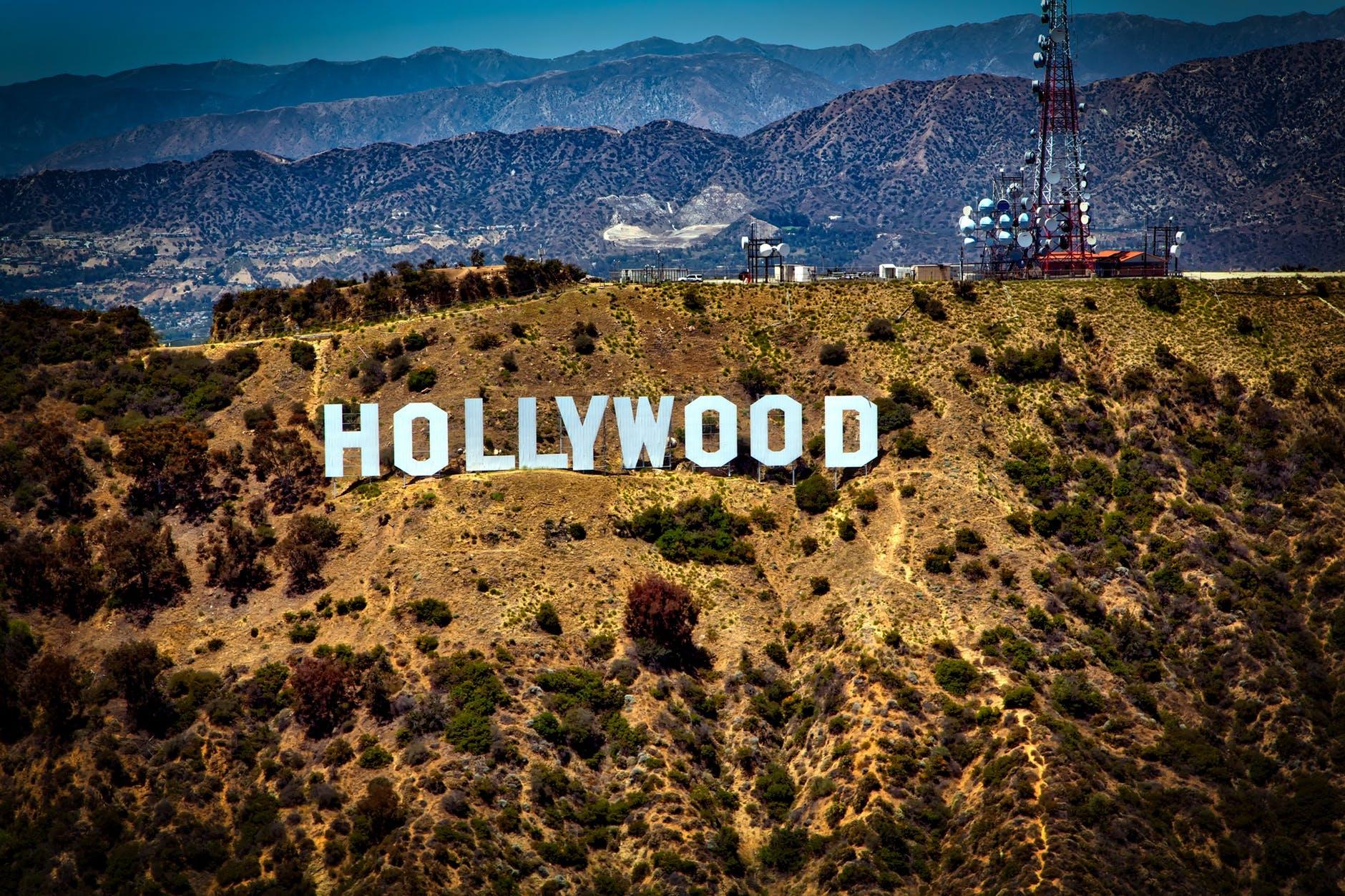 Hollywoodskylten är en samtida kulturikon